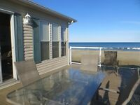 Sauble Beach Waterfront Cottage for rent with Spectacular View!