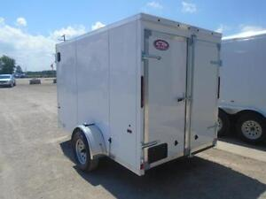 SUMMER CLEARANCE -2017 ENCLOSED 6X11' ENCLOSED CARGO TRAILER London Ontario image 2