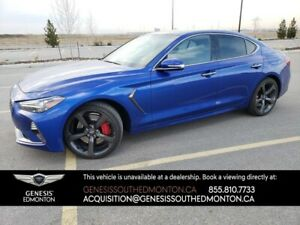 2019 Genesis G70 3.3T Sport AWD (RARE, 2 sets wheels/tires)