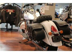 Indian Motorcycle Chief Classic 111 Cubic Inch - Pearl White