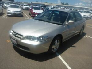 2000 Honda Accord VTi-L Gold 4 Speed Automatic Sedan Vincent Townsville City Preview