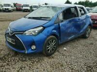 2015 Toyota Yaris 1.33 VVT-i Icon BREAKING FOR SPARES PARTS ONLY