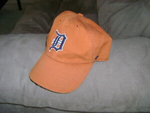 Detroit Tigers Hat-Large-Like New-