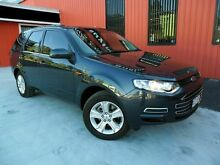2011 Ford Territory SZ TX Seq Sport Shift Grey 6 Speed Auto Seq Sportshift Wagon Molendinar Gold Coast City Preview