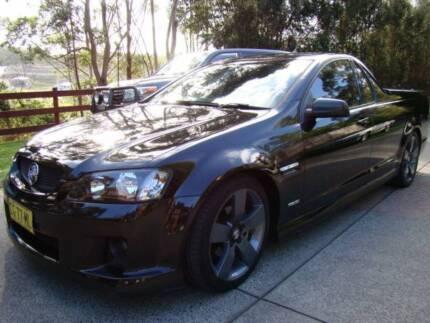 Holden Commodore SV6 Ute low kilometres