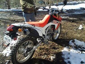 Honda CRF250 L FOR SALE