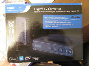 digital tv converter