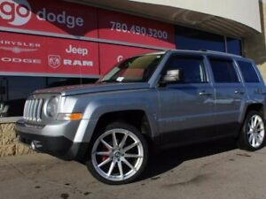 2017 Jeep Patriot High Altitude / Sunroof / Heated Front Seats