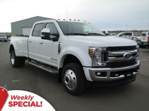 2019 Ford Super Duty F-450 DRW XLT 4x4 - Remote Start, Moonroof