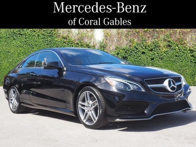 Image 1 Voiture American used Mercedes-Benz E-Class 2016