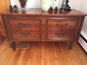 Vintage Cedar lined Chest.