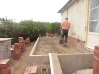 Bricklayer/ General builder,