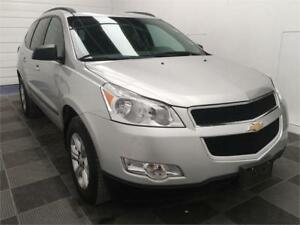 2011 Chevrolet Traverse LS Rear Air! Local Suv! 7-Passenger!
