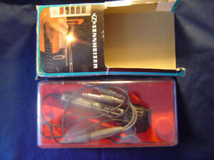 Sennheiser MD 200 vintage dynamic microphone in original BOX