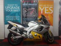1997 YAMAHA YZF600R THUNDERCAT 600 SPORTS BIKE