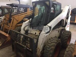 2002 BOBCAT S250 SKID STEER LOADER