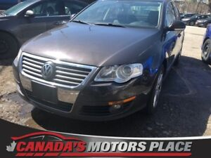2009 Volkswagen Passat Sedan Comfortline No Accidents