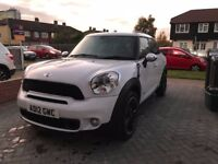 MINI Countryman Cooper SD 2.0D ALL4 5dr - High spec- Special Edition (Navigation)