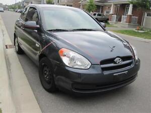 2008 Hyundai Accent Coup Clean carproof Maintained Automatic