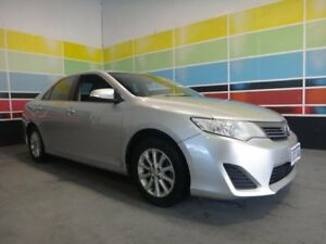 2012 Toyota Camry ACV40R 09 Upgrade Altise Silver Pearl 5 Speed Automatic Sedan Wangara Wanneroo Area Preview