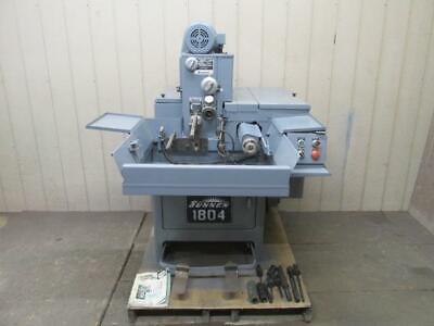 Sunnen Mbc-1804e Precision Honing Machine Hone Wmanual Tooling