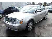 2007 Ford Five Hundred Limited (AWD-CUIR-GPS)