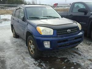 parting out 2003 Toyota rav 4