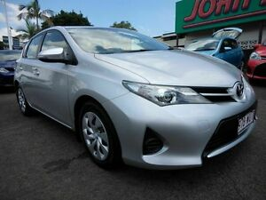 2015 Toyota Corolla ZRE182R Ascent Silver 7 Speed CVT Auto Sequential Hatchback Mount Gravatt Brisbane South East Preview