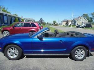 2007 Ford Mustang décapotable Cabriolet