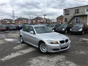 BMW 3-SERIES 323i 2009 MANUELLE/AC/MAGS/CUIR/TOIT OUVRANT !!