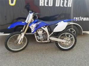 2007 YAMAHA YZ 250F ONE OWNER VERY LOW HOURs