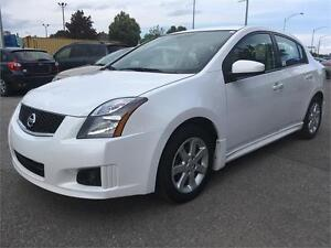 2012 Nissan Sentra 2.0 SR SPORT MAGS SEIGES CHAUFF 67,000KM AUTO