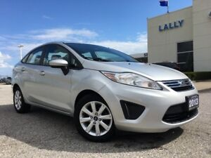 2013 Ford Fiesta SE Sedan automatic with heated seats