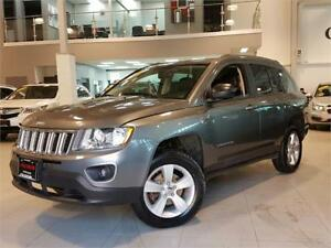 2012 Jeep Compass LIMITED-4X4-LEATHER-NAVIGATION