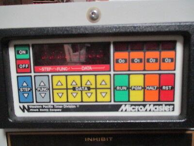 Minarik MicroMaster WP6211-AA-AA PLC Controller, WP6211AAAA, WP6211, 424537