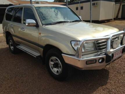 2004 LandCruiser GXL Wagon - AWESOME. V8 Auto, VERY GOOD!! Berrimah Darwin City Preview