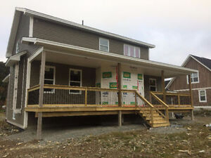 Brand New Single Family Home in St. John's