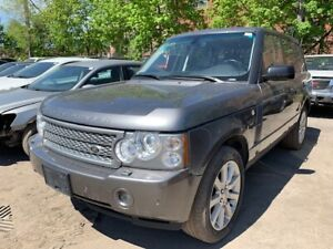 2008 Range Rover Supercharged just in for sale at Pic N Save!