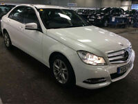 2013 Mercedes-Benz C220 2.1CDI, FULLY LOADED, ***BUY FOR ONLY £69 A WEEK***