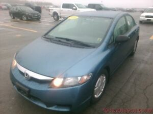 2010 Honda Civic No Accidents!  Low KM DX-G
