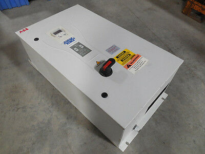 ABB ACH550-BC-038A-4+B055+F267 Enclosed Variable Frequency Drive 25 HP