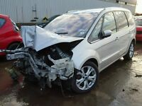 BREAKING FOR PARTS FORD GALAXY TITANIUM 2013 2.0 TDCI MANUAL IN MOONDUST SILVER