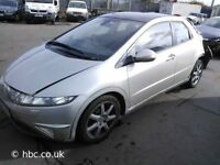 HONDA CIVIC 1.8 PETROL 2006-2010 BREAKING FOR SPARES TEL 07814971951 HAVE FEW IN STOCK