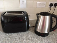 George Home Kettle and Toaster
