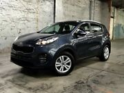 2016 Kia Sportage QL MY17 Si 2WD Blue 6 Speed Sports Automatic Wagon Mile End South West Torrens Area Preview