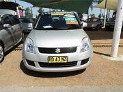 2009 Suzuki Swift RS415 Silver 5 Speed Manual Hatchback Minchinbury Blacktown Area Preview