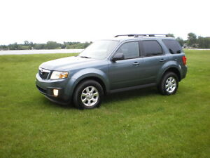 2010 Mazda Tribute GX AWD - 4 CYL 2.5L - AUTOMATIQUE - 153 393KM