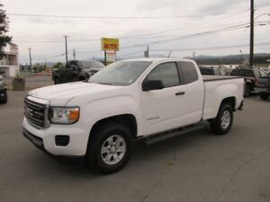 2015 GMC Canyon Base 4x2 Extended Cab 6 ft. box 128.3 in. WB