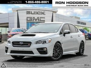 2015 Subaru WRX STI Sport Package 4dr All-wheel Drive Sedan