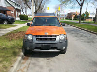 2004 Nissan Xterra SE Supercharged SUV, Crossover